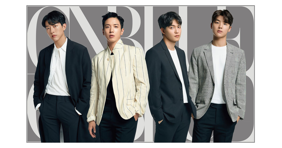 CNBLUE「Best of CNBLUE / OUR BOOK [2011ー2018]」封入シリアルコードで豪華抽選応募特典をプレゼント!!